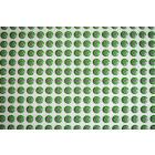 Beispiel Bogen mit runden 3D-Aufkleber