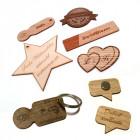 Holz Schilder in diversen Formen und Ausführungen