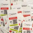 Kundenbeispiel NFC-Finder Sticker