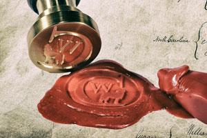 Vom Rollsiegel zum Sticker: die Geschichte der Aufkleber